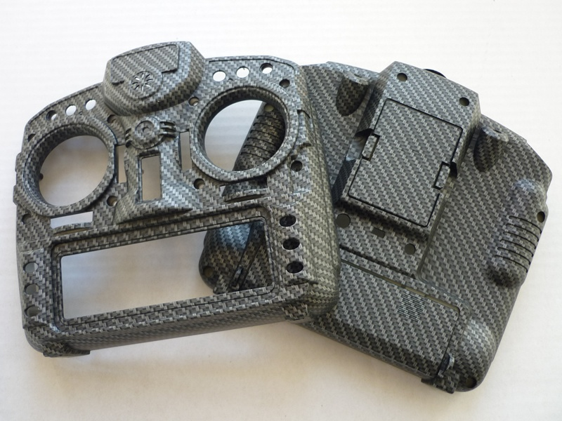 TARANIS X9D - plus shell case Carbon-Fiber Special-Edition