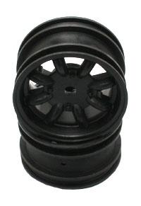 REINFORCED Wheel BLACK