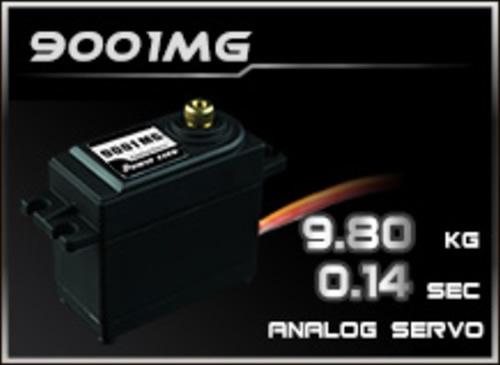 Power-HD Analog Servo 9001MG