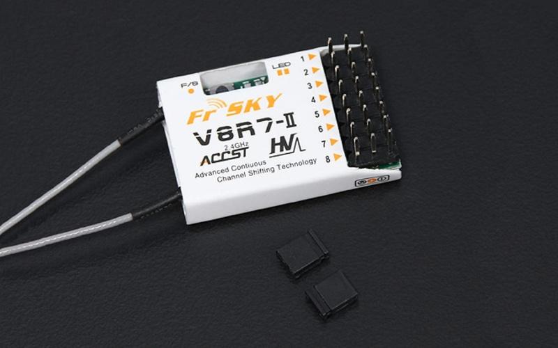 Empfänger V8R7-II HV 2,4Ghz