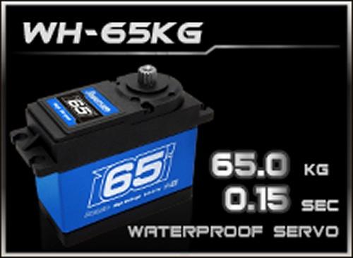HD-Power Digital Servo WH-65KG waterproof