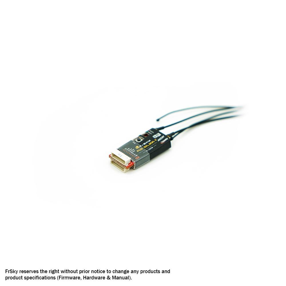 868 MHz Frsky receiver R9 slim+ / LBT