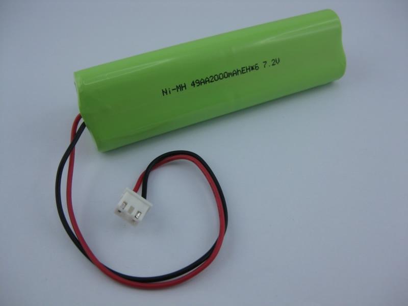 TARANIS X9D NiMH battery 2000mAh