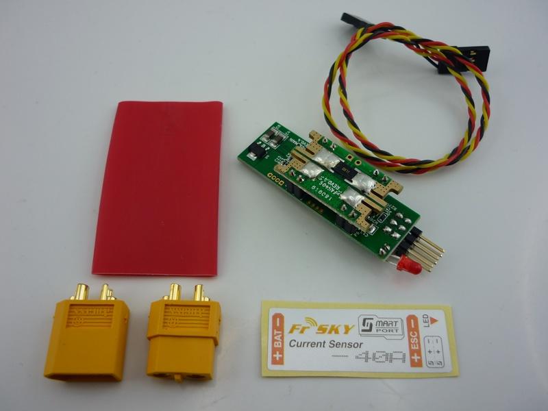 Smart Port Current Stromsensor-40A, ohne Stecker