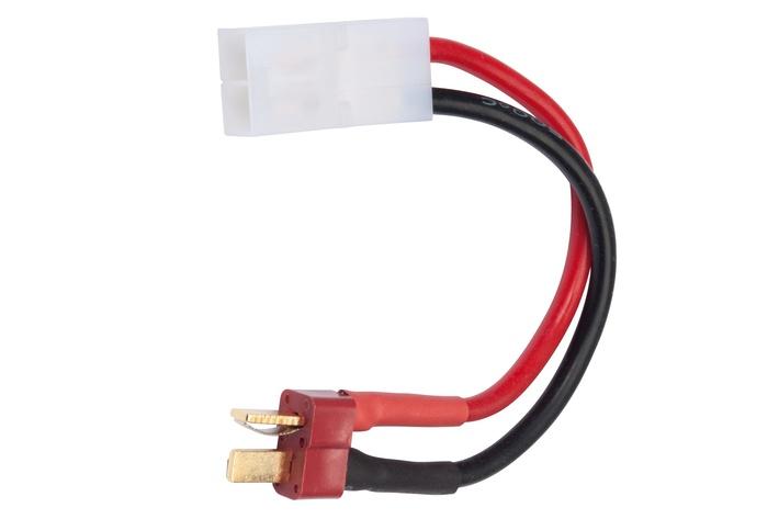 LRP Adapterstecker - Tamiya/JST auf US-Style Stecker US-styl