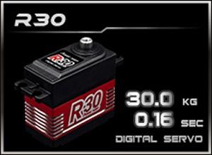 Power-HD Digital HV Servo R30