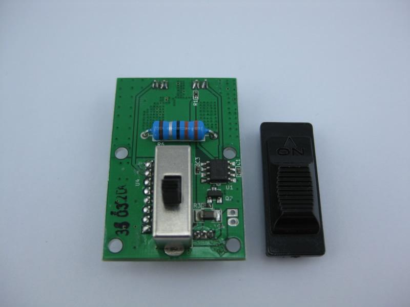 TARANIS X9D Power Switch