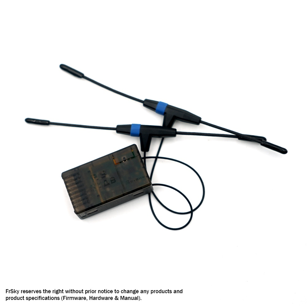 868 MHz FrSky receiver R9Stab-OTA Access