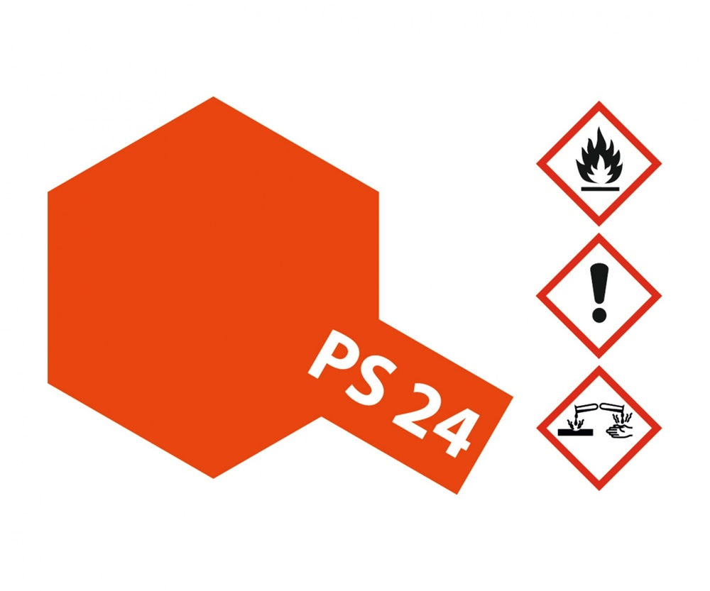 PS 24 LEUCHT-ORANGE
