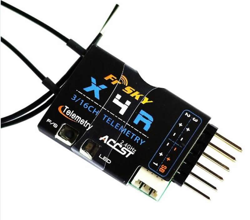 Empfänger X4R-SB CPPM/LBT