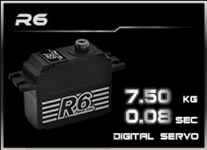 Power-HD Digital HV Servo R6