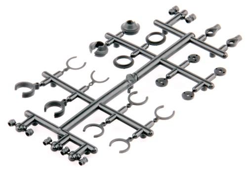 Dämpfer Plast. Kleinteile Set - Twister - Twister - Twister