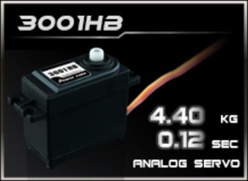 Power-HD Analog Servo 3001HB