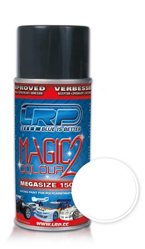 Lexanspray Magic Colour 2 Wei ss ss ss