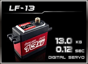 Power-HD Digital Servo LF-13MG (4,8-6,6V)