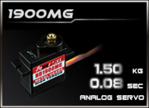 Power-HD Analog Servo 1900MG