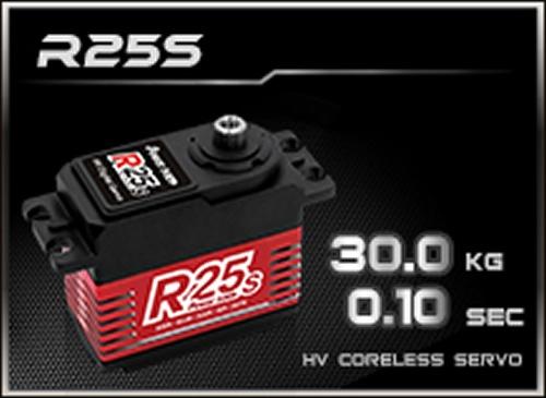 Power-HD Digital HV Servo R25