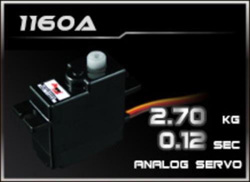Power-HD Analog Servo 1160A