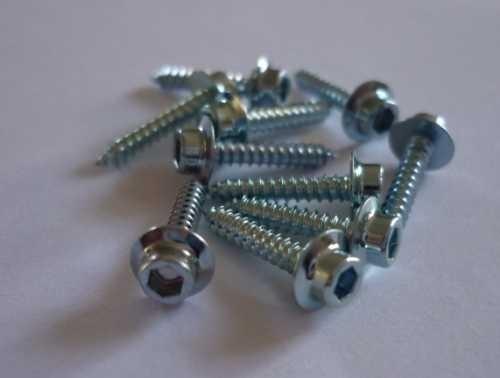 Servo Screws, Socket Drive 2,2 x 11 mm