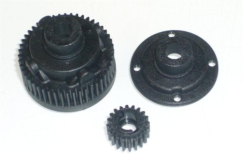 48T Diff Gear (w/ Counter Gear 20T)