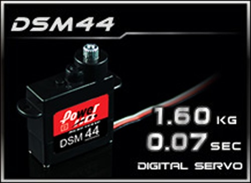 Power-HD Digital Servo DSM44