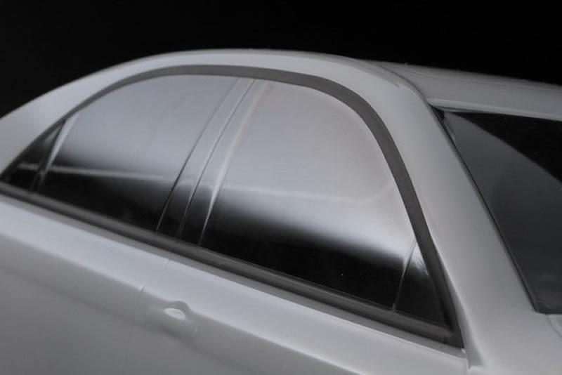 FLEX Linierband für Fensterrahmen etc. / schwarz matt