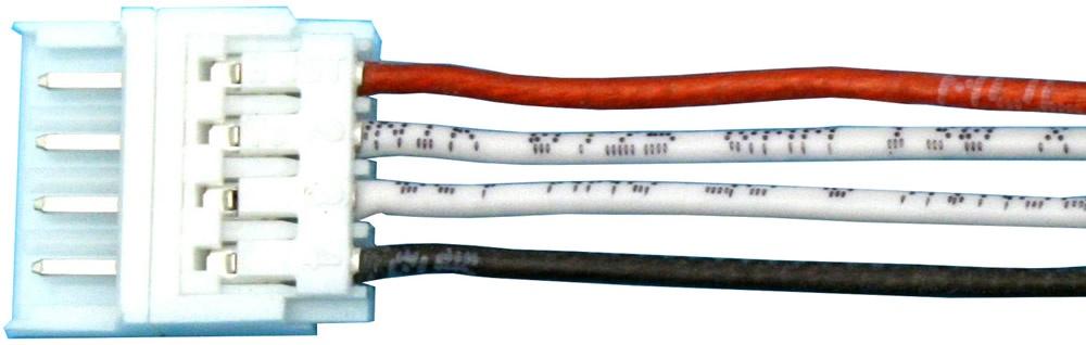 EH-Gegenkabel, 3-poliger Stecker