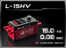 Potencia HD HV servo digital 4-12, L-15HV 40, 0 x 20, 0x26, 4-12, digital kg-(2114.046) 0 ff2358