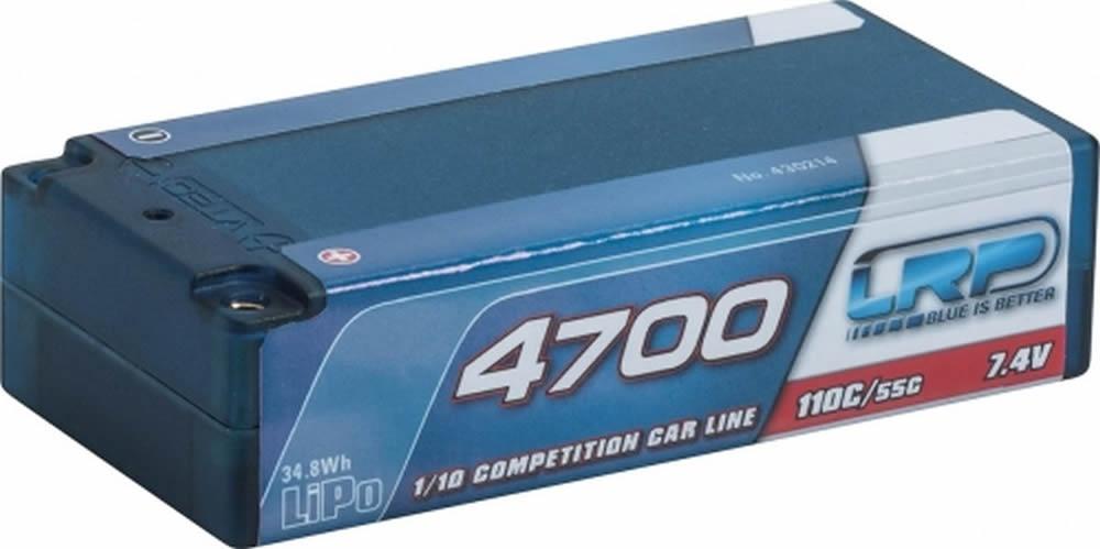 LiPo CCL Short SubC 4700 110C /55C 7.4V /55C 7.4V /55C 7.4V