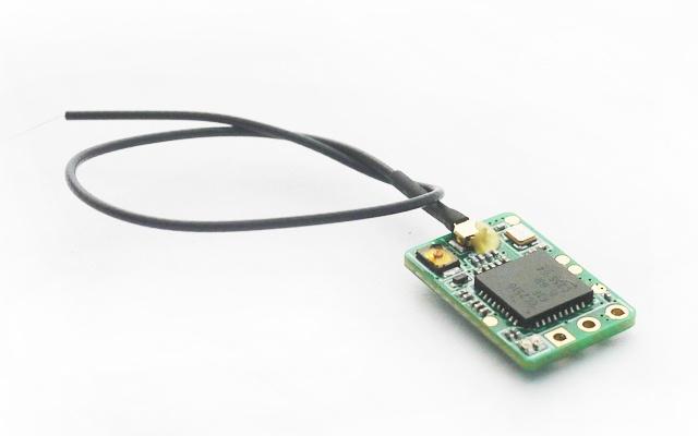 Empfänger XM/LBT für Racing Drohnen