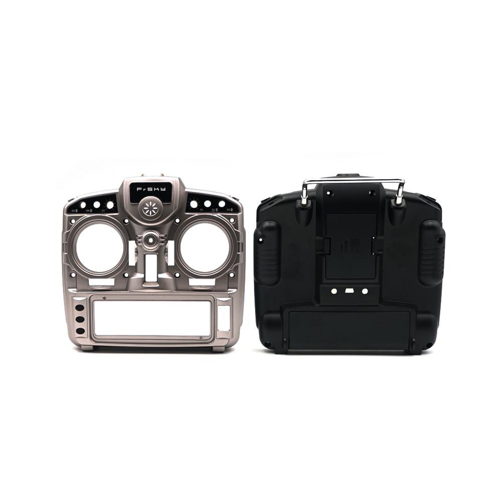 TARANIS X9 Lite Shell Case silver