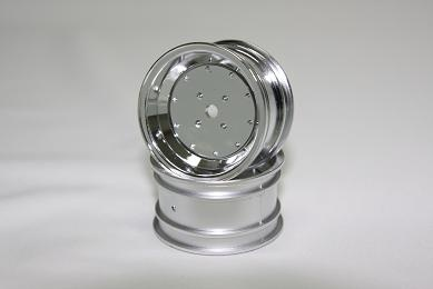 Surging Dish Type II Rims 1:10Mini chrome