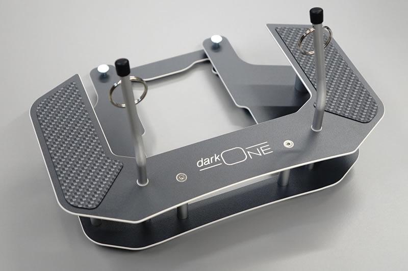 Taranis Q X7 Senderpult dark-ONE mit Auflage