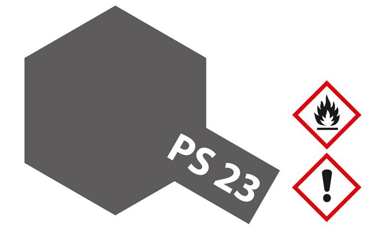PS 23 Gun Metal
