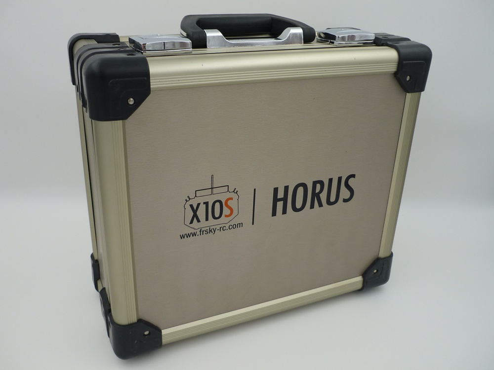 Horus X10/X10S Senderkoffer