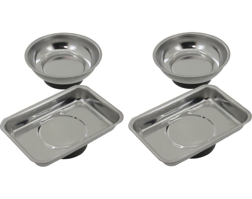 Mini magnetic bowls 4 pieces