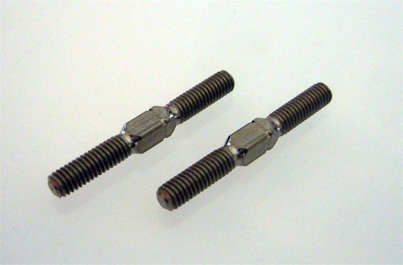 3x25mm Titanium Turnbuckle (2 pcs)