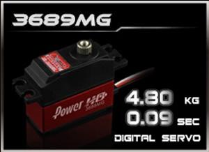 Power-HD Digital Servo 3688MG