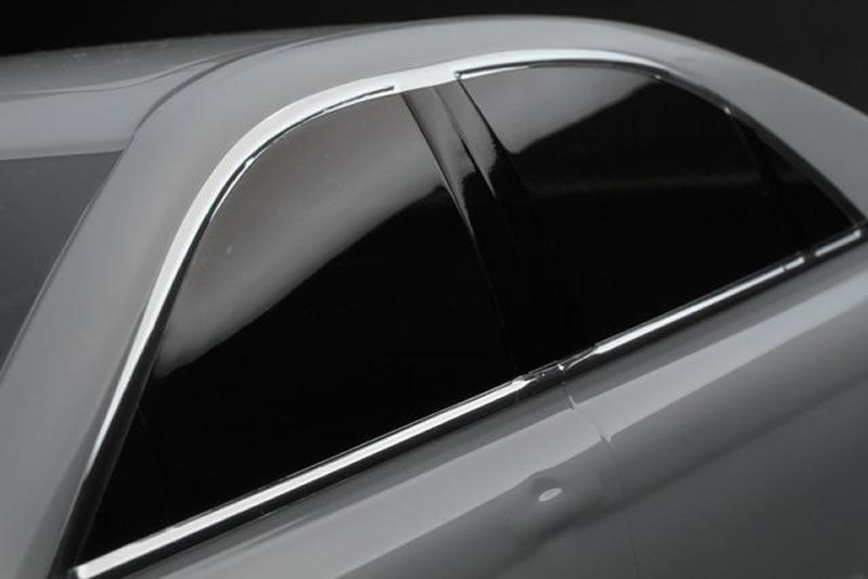 FLEX Linierband für Fensterrahmen etc./ chrom