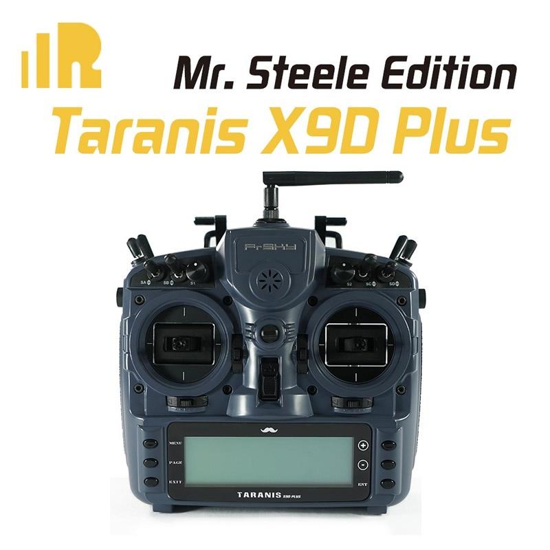 TARANIS X9D-plus EU/LBT FrSky Mr. Steele SE