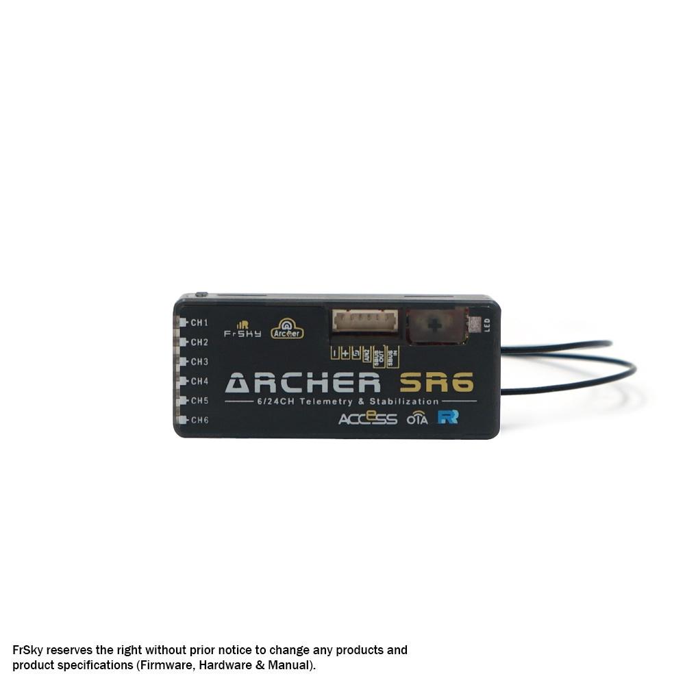Receiver Archer SR6 2,4 Ghz
