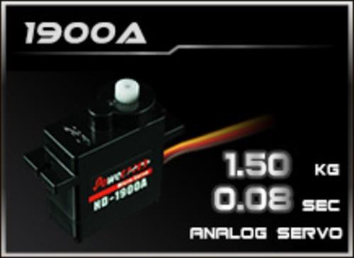 Power-HD Analog Servo 1900A