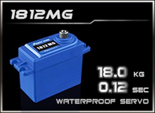 HD-Power Digital Servo 1812MG waterproof