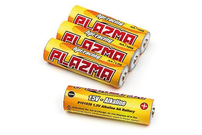 1.5V Alkaline AA Batterie (4S St/Plazma) St/Plazma) t/Plazma