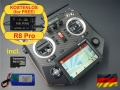 HORUS X10S Express EU/LBT FrSky transmitter Carbon german