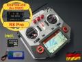 HORUS X10S Express EU/LBT FrSky transmitter Silver german