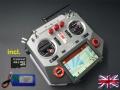 HORUS X10S Express EU/LBT FrSky transmitter Silver