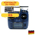 TARANIS X9 Lite -S- EU/LBT FrSky transmitter deep blue