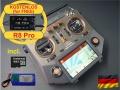 HORUS X10S Express EU/LBT FrSky transmitter Amber german