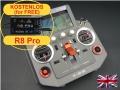 HORUS X12S EU/LBT texture FrSky transmitterset w. travelcase